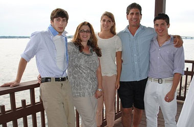 Paul Gentile and Family