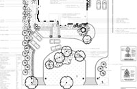 Landscaping Architect  Plans